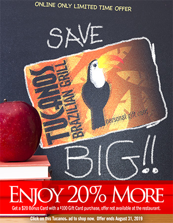 Save Big with 20% More!
