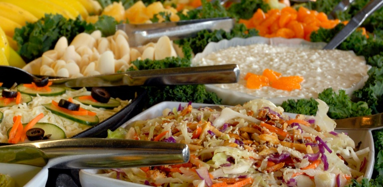 Unlimited Salad Festival<sup><small>®</small></sup>